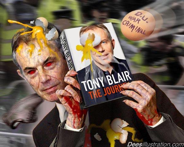 Iraq war wrong, Blair war criminal: poll