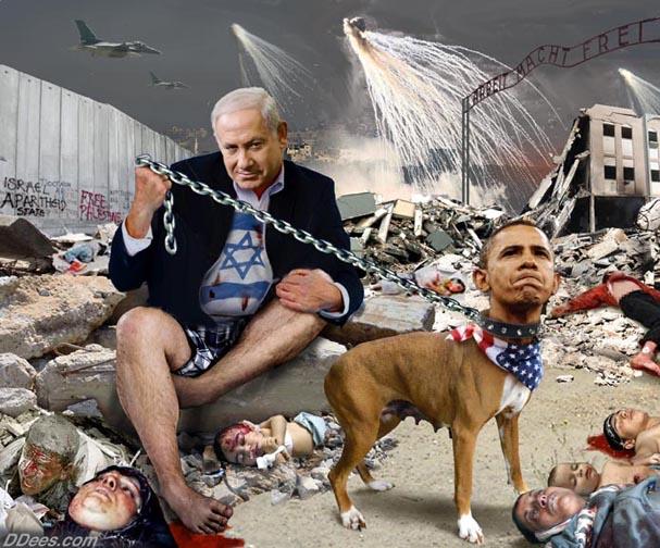 Israels bitch