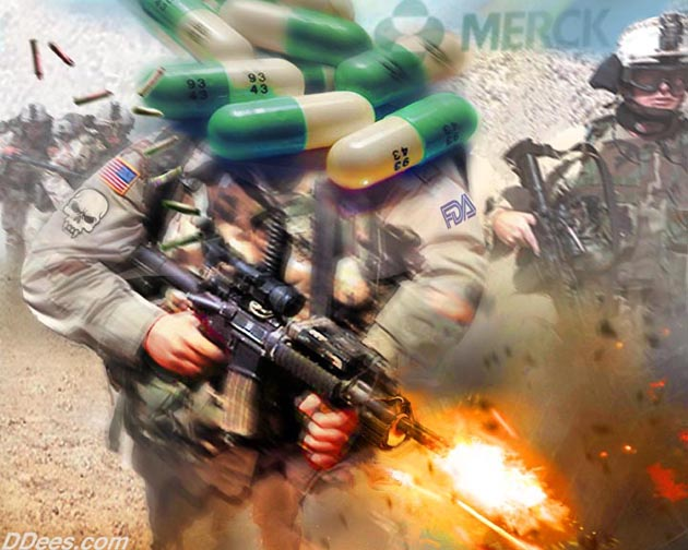 pharma war