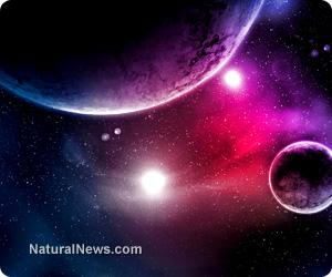 Universe-Space-Planet-Moon
