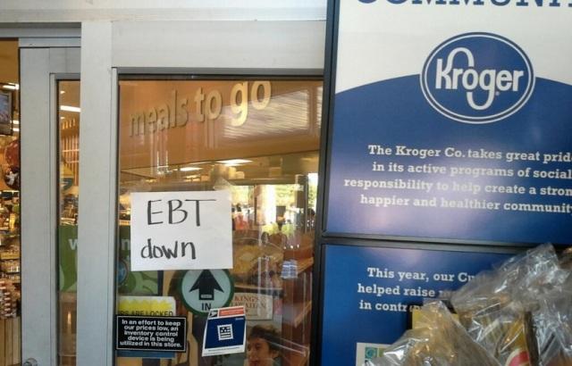 ebt down