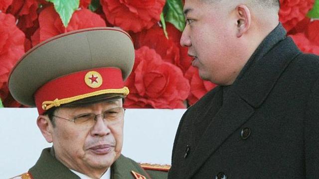 Kim Jong Un, Jang Song Thaek