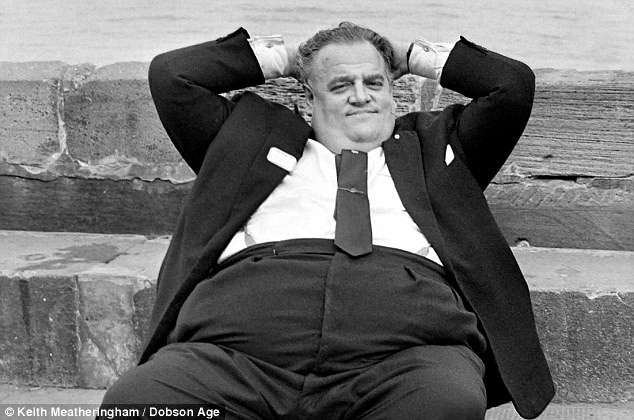 A string of prominent figures from all three major parties have so far been implicated in the scandal, most notably Cyril Smith (pictured)