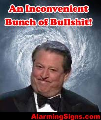 al gore global warming bullshit