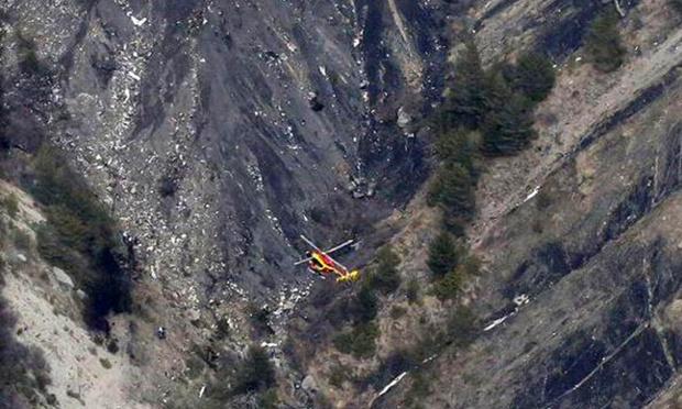 Germanwings A320 Plane Crash, France - 24 Mar 2015