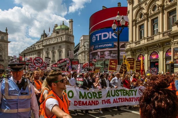 Anti-austerity