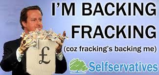 fracking cameron