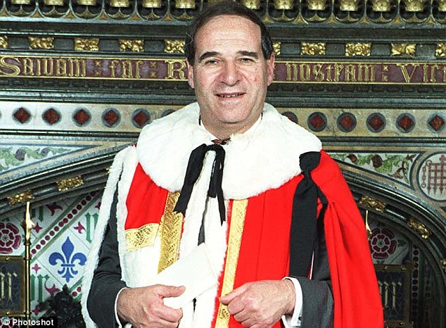 The men include former Home Secretary Leon Brittan