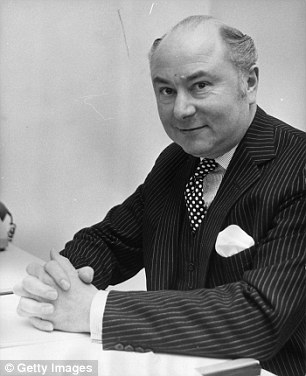 Former Tory MP for Wokingham, Sir William van Straubenzee (pictured), who died in 1999, is also among the key figures named today