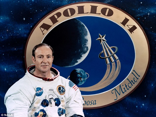 Edgar Mitchell, a veteran of the Apollo 14 mission in 1971, says stories from people who manned missile bases during the 20th Century back up his claims. 'Other officers from bases on the Pacific coast told me their [test] missiles were frequently shot down by alien spacecraft,' he said.